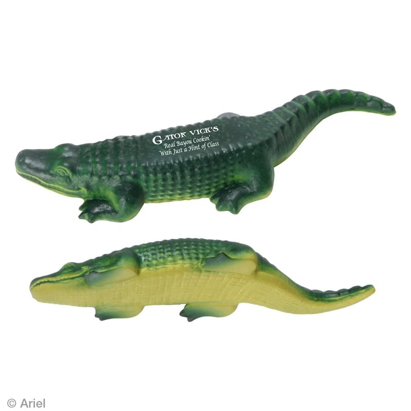 American Alligator Stress Relievers