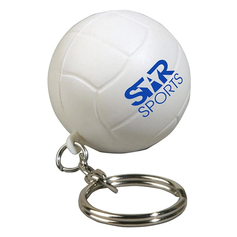 Keychain, Volleyball Stress Relievers