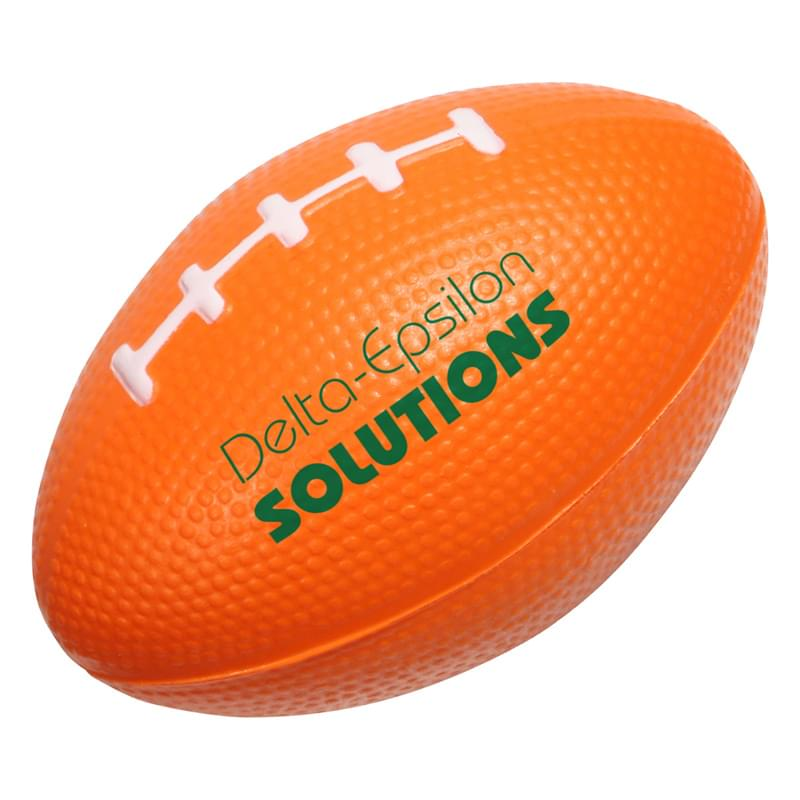 "3"" Stress Mini-Footballs (Small)"