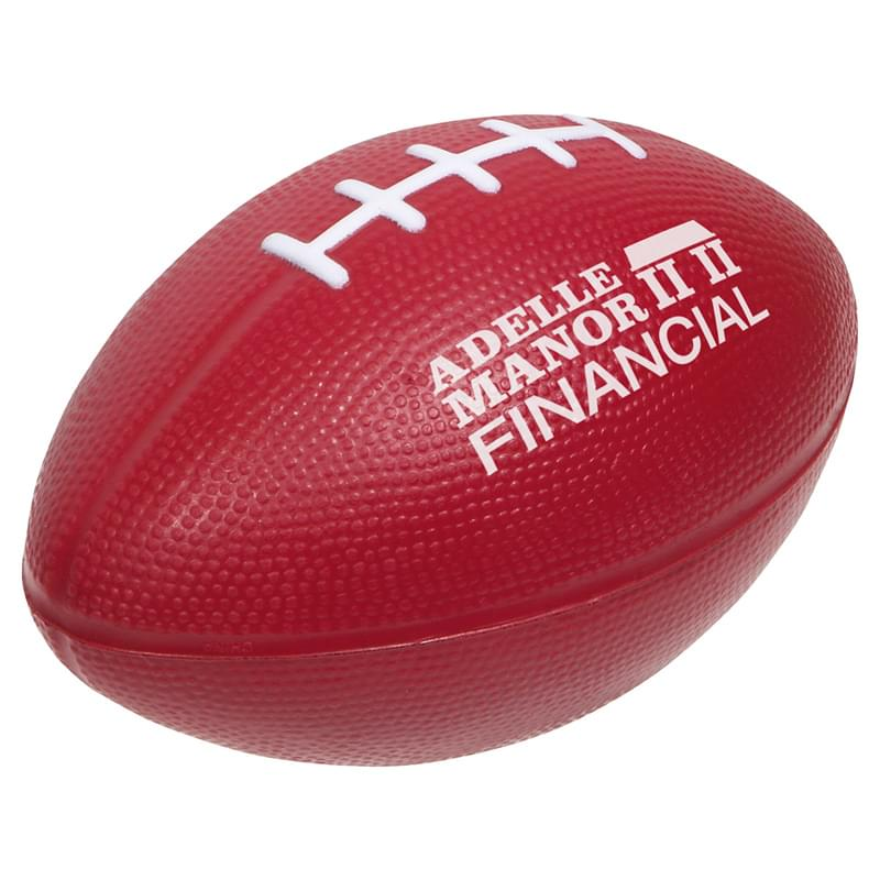 Large Football Stress Reliever