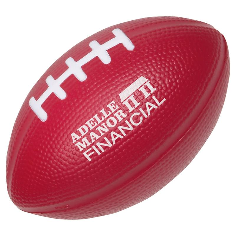 "4"" Stress Mini-Footballs (Medium)"