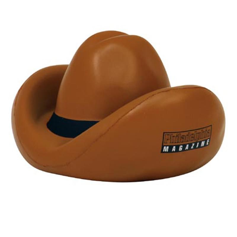 Cowboy Hat Stress Reliever