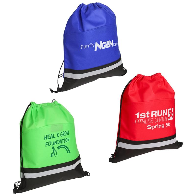 Safety Drawstring Bag
