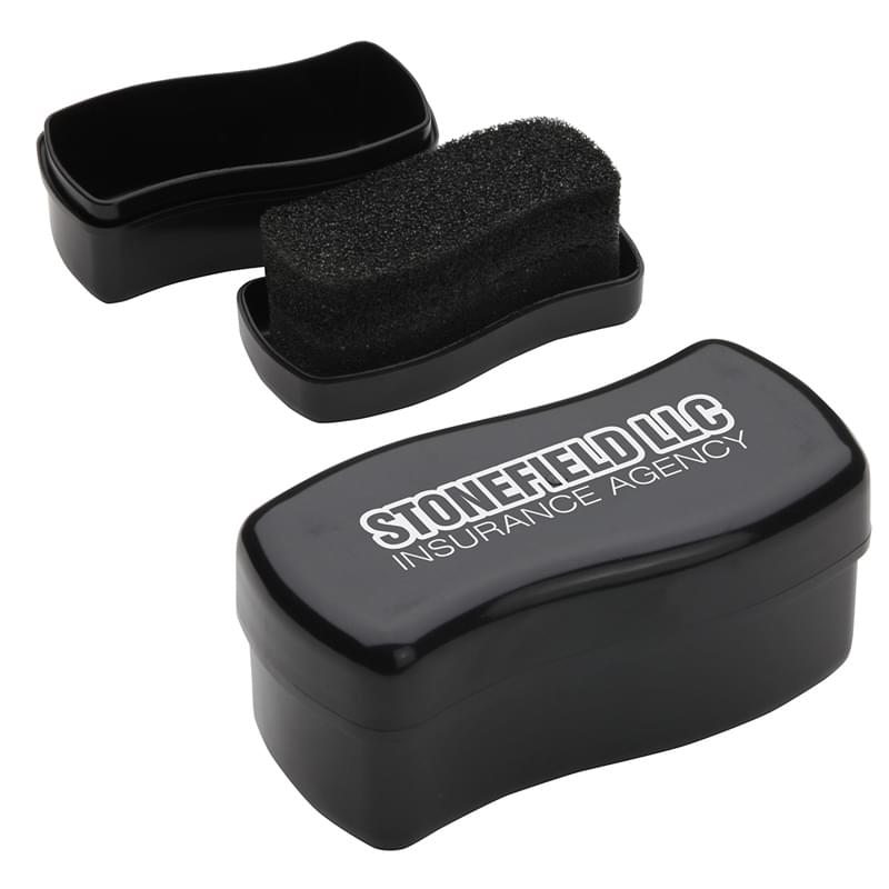 Touch-Up Shoe Shine Black Polish