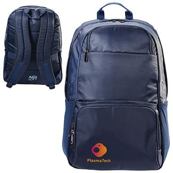 AeroLOFT Business First Backpack with Bonus Organizer Navy