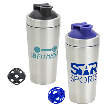 Pop Top 25 oz Stainless Steel Shaker Tumbler