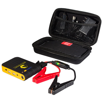 Dependable 8000 mAh Car Jump Starter