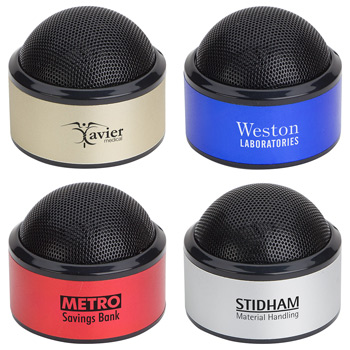 Sound Dome Wireless Speaker