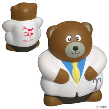 Physician Bear Stress Reliever