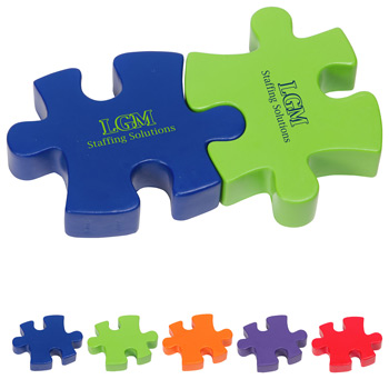 2-Piece Connecting Puzzle Set Stress Reliever