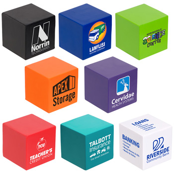 Cube Stress Relievers