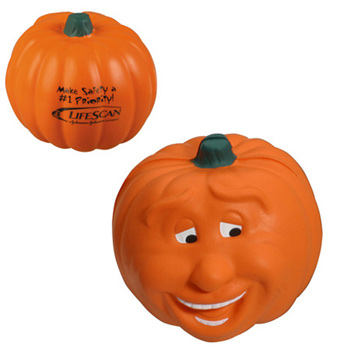 Pumpkin Smile Stress Reliever
