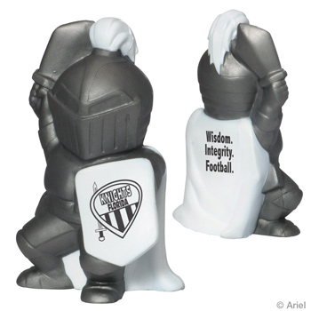 Knight Mascot Stress Relievers