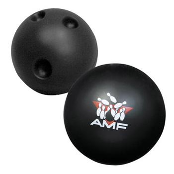 "3"" Bowling Ball Stress Relievers"