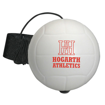 Volleyball Stress Reliever Yo-Yo Bungee
