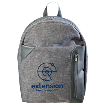 Ashford Laptop Backpack Gray