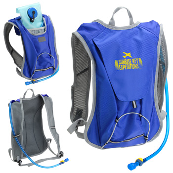 Crosstrek Hydration Pack Blue