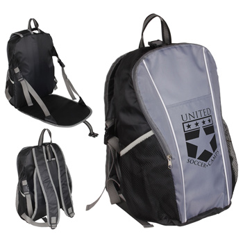 Eastlake Backpack w/ Seat Cushion