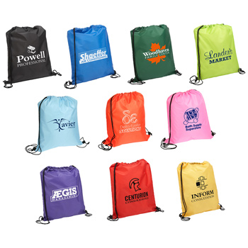 Quick Sling Drawstring Backpack