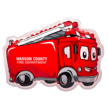 Fire Truck Hot/Cold Pack
