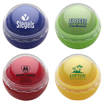 Gyre Colored Lip Balm Blue