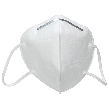 KN95 FDA Registered Mask with Cotton Layer
