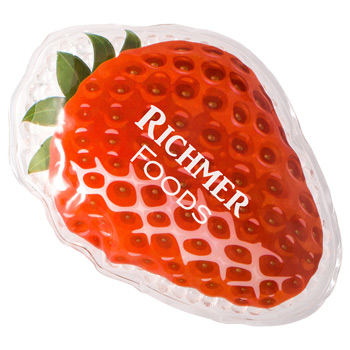 Strawberry Art Hot/Cold Pack