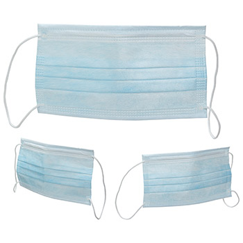 3-Ply Face Masks (Standard)