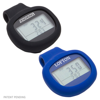 Show Or Stow 3D Pedometer