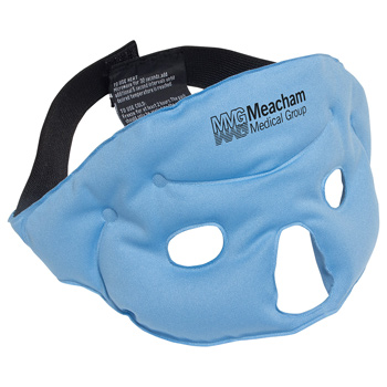 Ultra Soft Hot/Cold Pack Eye Mask