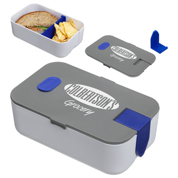 Big Munch Lunch Box Blue