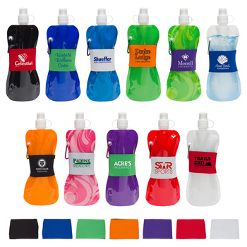 16 Oz. Comfort Grip Flex Water Bottle