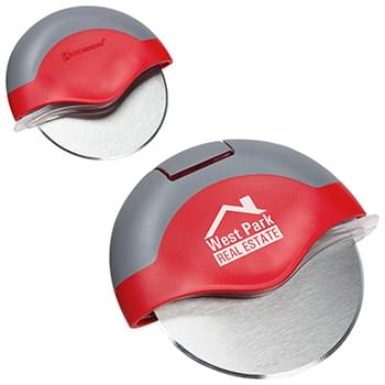 Roma Pizza Cutter Red
