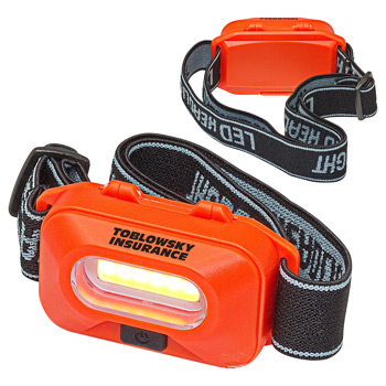 Polestar COB Headlamp Orange