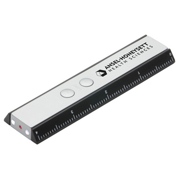 Light-N-Laser Ruler