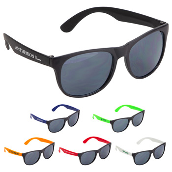 Naples Sunglasses Black