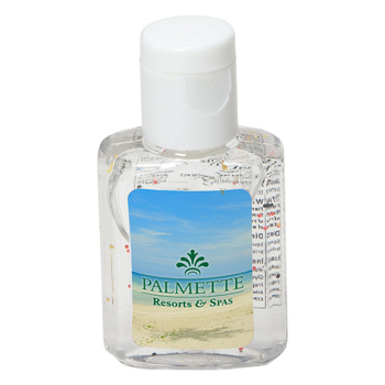 0.5 oz. Hand Sanitizer with Moisture Beads