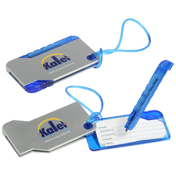 Hideaway Luggage Tag & Pen