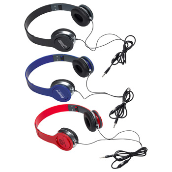 Moji Foldable Headphones with Mic